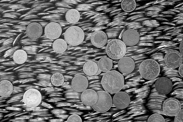 Money - Black and White Money