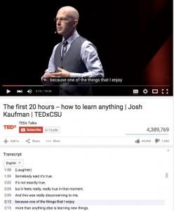 josh 20 hours