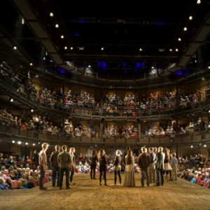 Royal Shakespeare Theatre auditorium - (c) Peter Cook_0