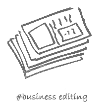 #business editing